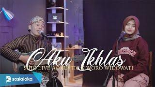 Download lagu AKU IKHLAS - @AFTERSHINE  FT DAMARA DE    SIHO FT WORO WIDOWATI (LIVE ACOUSTIC COVER)