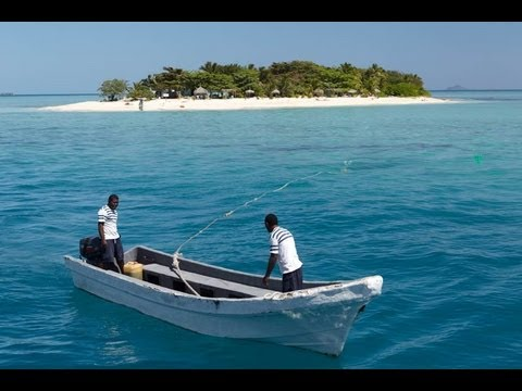 Fiji vacation, Mystery Island, Captain Cook cruise