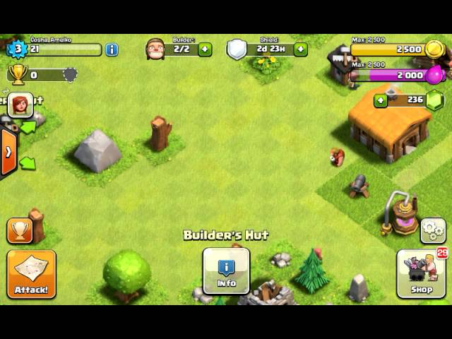 Clash of Clans советы\Clash of clans secrets: Как Фармить Полное. Очередна
