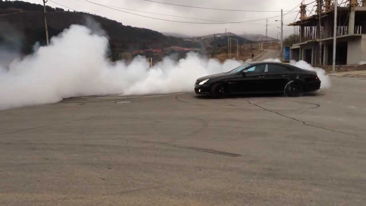 Cls 55 Amg Crazey Drift With Crazey Driver 2013 15