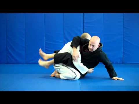 Pendergrass Academy -January 2012 Technique of the Month - Counter to Hip Bump Sweep Image 1