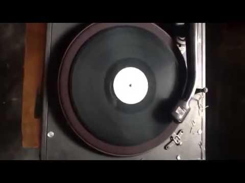 GHANTASALAs  FIRST HINDI SONG (RAANI - 1952)