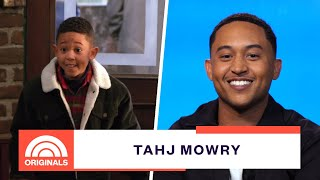 Tahj Mowry: Courteney Cox Said I Was 'Cute' As A Kid On 'Friends' | TODAY Original