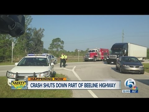 Person killed in wreck on Beeline Highway