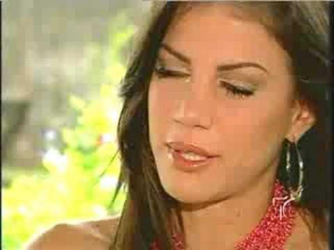 Miss Republica Dominicana Marianne Cruz