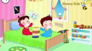 Merry Christmas & Twinkle Twinkle Little Star! Popular Kids Songs by Cartoons Sun & Moon