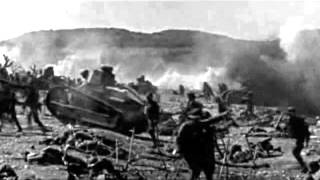WW1 Footage Of Troops