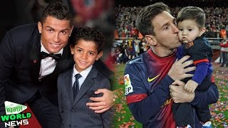 Famous Football Players and Their Children