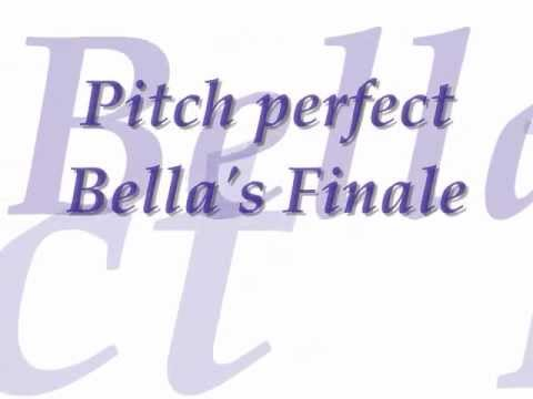 Pitch perfect - Bella