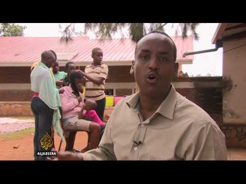 Tears of pain for Rwanda's genocide survivors