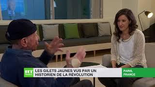 Eric Hazan, spécialiste de la Révolution : «Ce système vit ses derniers temps»