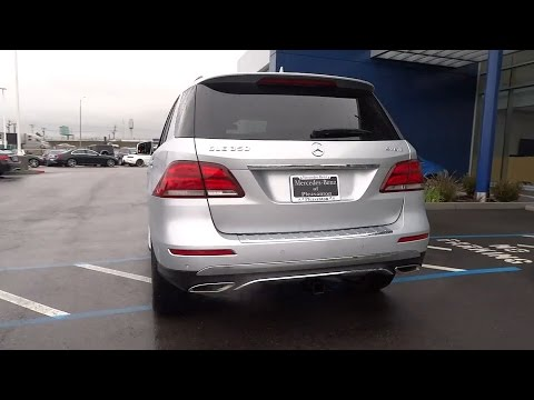 2016 Mercedes-Benz GLE Pleasanton, Walnut Creek, Fremont, San Jose, Livermore, CA 29162