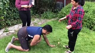 Goan player - Konkani comedy