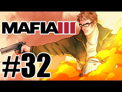 Mafia 3 Walkthrough Part 32 - Crash and Burn