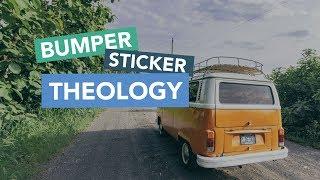 Bumper Sticker Theology - Week 1 | February 16, 2020 | Brandon Stephenson