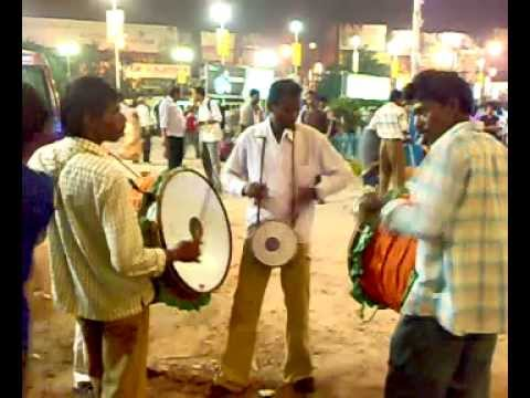 Bengali Folk Percussion Playing 2 - Dhak, Dhol And Chorbori video