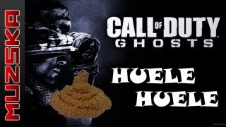 5 RAZONES PARA ODIAR CALL OF DUTY GHOSTS