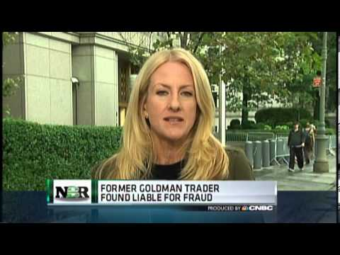 Fabrice Tourre Liable in Mortgage Fraud Case (8/1/13)