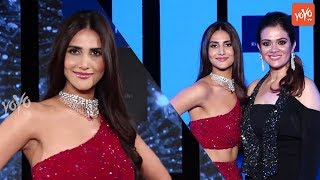 WAR Actress Vaani Kapoor Dances On The Ramp |Vaani Walks The Ramp For Rebecca Dewan@Wedding Junction