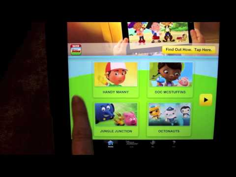 Disney Junior App Review