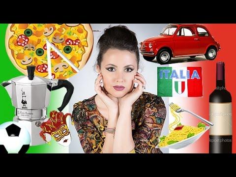 Италия: менталитет, привычки, работа, вкусы и другое.  50 признаков  1 часть