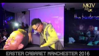 Patoranking and Wandecoal performance in Manchester 2016