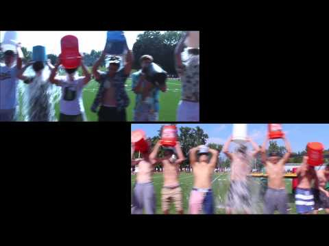 Delbarton School Ice Bucket Challenge