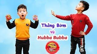 100% Đổi Kẹo Hubba Bubba Và Thằng Bờm ♥ Min Min TV Minh Khoa