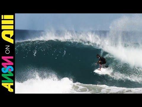 AWSM on Alli Full Episode 26 Top 5 Gymkhana, Surfing + Puka Patch & Ton