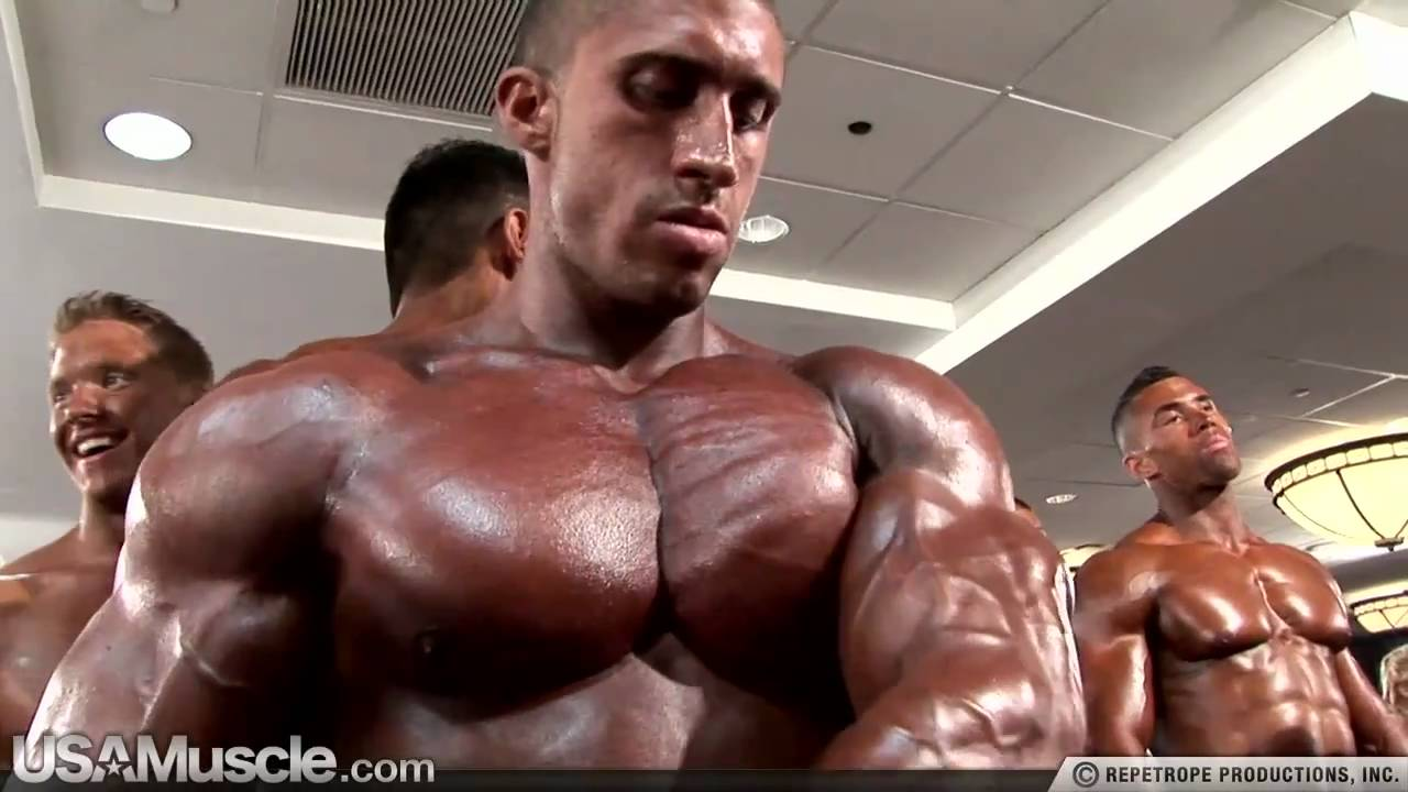 Teen and Collegiate Muscle in HD - YouTube