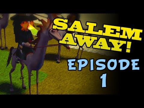 Salem: the Crafting MMO, Salem Away with Tarp Marpton Episode I