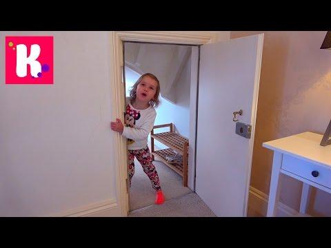 ВЛОГ Тосты на завтрак Тайная комната и Присматриваем дом в Лондоне House tour Покупаем продукты