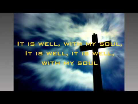 Hillsongs - It Is Well With My Soul