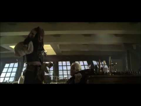 Pirates Of The Caribbean At Worlds End Bloopers