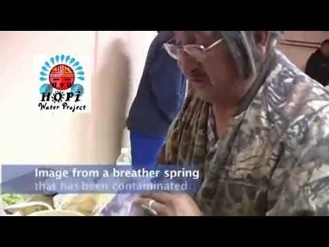 HOPI Water Project: Water is Life! -Promo 2014