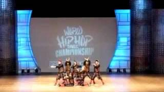 787 Crew Puerto Rico - 2011World Hip Hop Dance Championship Adult Division