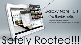 How to Root the Samsung Galaxy Note 10.1 (Safest & No loss of Data) - Cursed4Eva.com