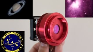 Product review on the ZWO ASI120MC S Planetary colour camera