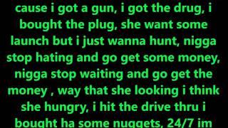 Kodak Black- I need a beat (lyrics)