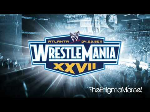 WWE Wrestlemania 27 Theme Song (Written In The Stars) by Tinie...