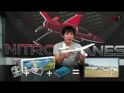 New Cushat 3ch Micro Flyer RC Plane Review
