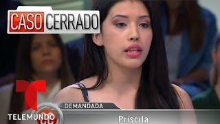Caso Cerrado | Wife Scams Her Husband Out Of 60K 🤫🙍🏻♂️🤷🏻👶🏻| Telemundo English