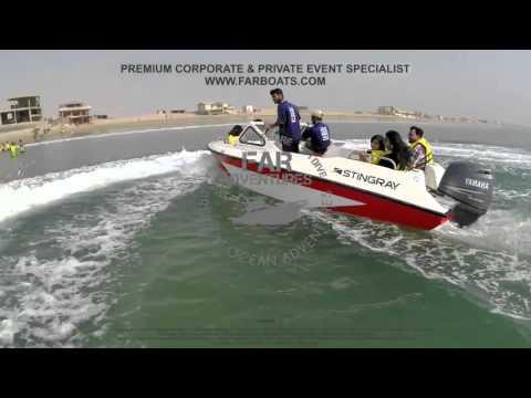 Beach Bash Boating and Water Sports Adventure at Hawksbay Karachi