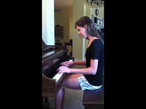 Abi Schwartz piano