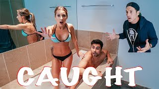 THINGS GOT CRAZY !!! (CAUGHT CHEATING)