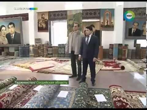 Жизнь ковра в Таджикистане нечто большее, чем предмет интерьера