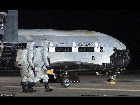 Mysterious X-37B Spacecraft Coming Back to Earth