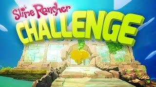 CHALLENGE MAP BUILD! - New Slime Rancher BetterBuild Mod (Modded Slime Rancher Game)