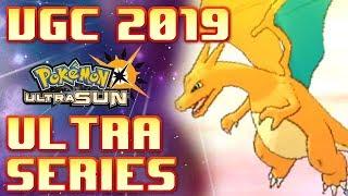 Pokemon VGC 2019 (Ultra Series) Ultra Sun and Moon Wifi Battle: Solar Power Charizard