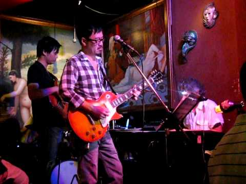 Eugene Pao Quartet @ Peel Fresco Music Lounge